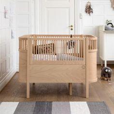 Baby Kinderbett Holz weiß Walnuss Matratze SCHUBLADE Cabrio bis Junior Kleinkind