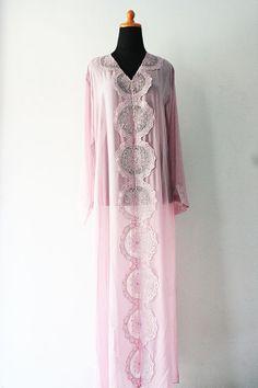 Last One  Exclusive Robes Bridesmaid Arabic Pastel by aboyshop, $77.00
