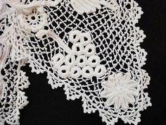 #IrishLace #Crochet
