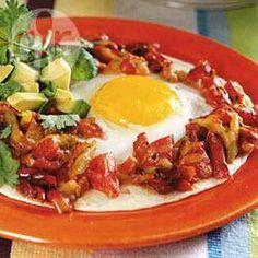 Huevos Rancheros @ allrecipes.com.au