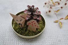 Mettez la nature en bocal pour profiter de ce que nous offre l'automne.