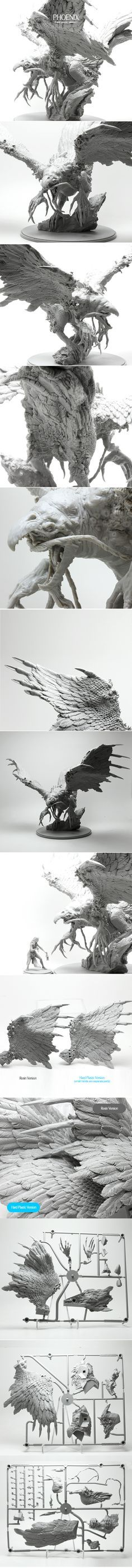 https://www.kickstarter.com/projects/poots/kingdom-death-monster  Kingdom Death - The Phoenix
