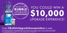 Is It Time For An Upgrade? #BubbleUpgradeSweepstakes @ClearCare #IC #ad ⋆ The Stuff of Success