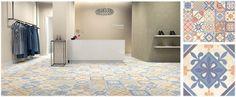 TEGEL KUNCI - love the flooring