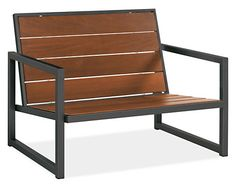 Montego Lounge Chairs - Chairs & Chaises - Outdoor - Room & Board
