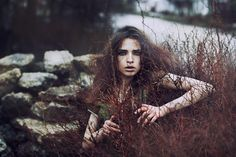 Witch by Artur Saribekyan, via 500px  #witchy #nature #mystical