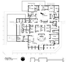 1000 Images About Vet Office Floor Plans On Pinterest Hospital Design Floor Plans And Hospitals