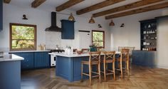 This kitchen was a test job for a vacancy.