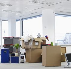 Business relocation plan