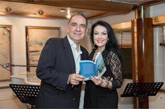 <p>Στην παρουσίαση του βιβλίου «Κρουαζιέρα θα σε πάω» του κ. Αλκίνοου Μπουνιά, που πραγματοποιήθηκε την Τετάρτη 9 Μαρτίου στο Celestyal Olympia, αναδείχθηκε η κρουαζιέρα ως ιδανική επιλογή διακοπών Ο κος Αλκίνοος Μπουνιάς, πολυγραφότατος δημοσιογράφος πολιτιστικού ρεπορτάζ και συγγραφέας, έγραψε ένα βιβλίο με βάση τις δικές του εμπειρίες από τα ταξίδια του με τα κρουαζιερόπλοια της […]</p>