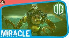 Dota 2 - OG Miracle Alchemist vs Secret Game 2 FINALS FrankfurtMajors To...
