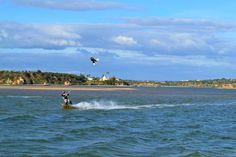 Good wind today, will you enjoy ?  Um bom vento hoje, vais desfrutar ?  #kite #sportsaction #relax #wind #fun