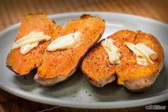 4 Ways to Cook Sweet Potatoes #food #vegetables