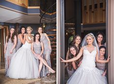 TyroneKZerfPhotography @ Galagos Country Estate - Feb '16 Country Estate, Formal Dresses, Wedding Dresses, House, Fashion, Tea Length Formal Dresses, Bride Dresses, Moda, Formal Gowns