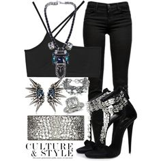 Extravaganza, created by sheakisses on Polyvore