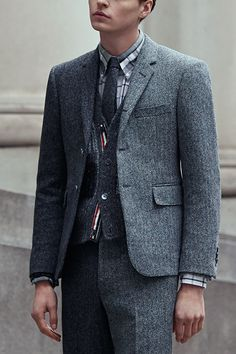 Thom Browne's Fun Side | The Exclusive | The Journal | Issue 192 | 20 November 2014 | MR PORTER