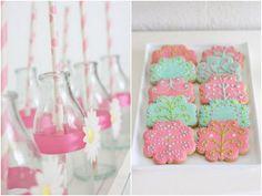 My Little Party Blog. Inspiración para Fiestas: Color rosa