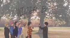Boy Scouts, Bts Wallpaper Lyrics, Bts Korea, Bts Drawings, The Scene, Bts Chibi, Photo Wall Collage, Bts Lockscreen, Kpop Fanart