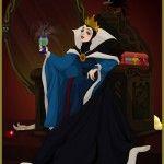 Rainha Má, Branca de Neve
