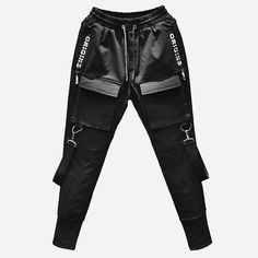 Buy Bjorn Strap Harem Pants | YesStyle