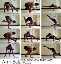 Arm balance yoga inversions Move past fear build better balance and strengthen your body with arm balance yoga poses like crane pose plank. Ashtanga Yoga, Yoga Bewegungen, Yoga Inversions, Yoga Sequences, Yoga Flow, Vinyasa Yoga, Yin Yoga, Yoga Inspiration, Yoga Fitness