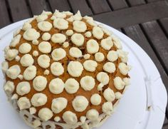 My Carrot Cake recipe – with cream cheese frosting