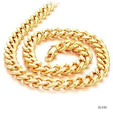 Gold Chain Men Necklace Shining Gold Color Men Chain Necklace Fashion Jewelry Overlord Necklace For Cool Men Best Gifts Mens Chain Necklace, Necklace Types, Necklace Lengths, Pendant Necklace, Fashion Jewelry Necklaces, Fashion Necklace, Gold Jewelry, Fine Jewelry, Colar Fashion
