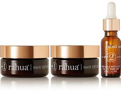 Rahua - Hair Detox & Renewal Treatment Kit