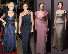Modelos de Vestidos para Senhoras: Festas, Moda, 2015, 2016