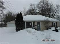 722 Clearview St Kalamazoo MI 49048 $30,000 3 bedroom 1 bath Ranch style home with Large detached 2 car garage. ONLINE TIME LIMIT BIDDING WITH A BID PERIOD BEGINNING 1/31/14 and ending 2/7/14 at www.Hubzu.com Asset #7110511313 Property being sold AS-IS WHERE IS. Clients may see all data and schedule showings at www.REOmamma.com or call RICHARD STEWART 269-345-7000 REO Specialists llc AGENTS please follow instructions in MLS