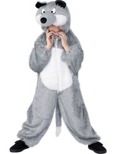 Our wolf costumes are fun for the whole family. From adult wolf costumes to kids wolf costumes we have it all including direwolf costumes, werewolf costumes and big bad wolf costumes. Find just what you need in our selection of wolf Halloween costumes. Dress Up Outfits, Dress Up Costumes, Kids Outfits, Boy Halloween Costumes, Boy Costumes, Nativity Costumes, Party Costumes, Disney Halloween, Baby Halloween