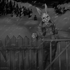 """Подписывайтесь на меня, чтобы больше видеть постов из игры новеллы """"Зайчик"""" Subscribe to me to see more posts from the game of the novel """"Tiny Bunny"""""""
