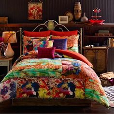 """@tracyporter_poeticwanderlust's photo: """"our WILLOW bedding designs are now live on www. macys.com"""