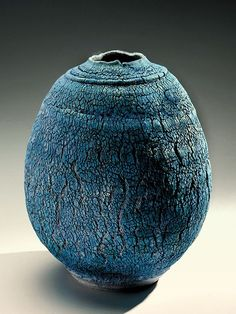 Ceramics : M.Wein From Global warming series Stoneware