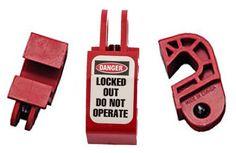 Circuit Breaker Lockout, Universal 3-Pack