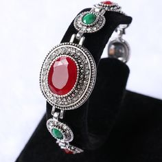 Fashion Women Love Bracelet Collar Metal Resin Pulseras Mujer Brand Vintage Turkish Jewelry Brazaletes colar Feminino Braceletes Tag a friend who would love this! Get it here