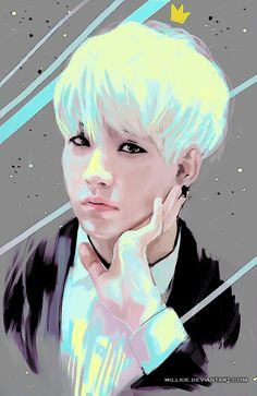 #Suga #BTS #fanart Not mine, credits to owner
