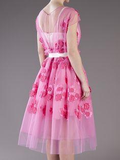 marc jacobs pink dress