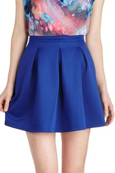 10 Feminine Modcloth Skirts, Perfect for Fall #refinery29