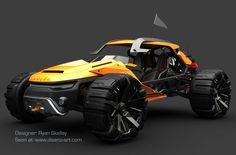 Ryan Skelley, off-road buggy, Raptor, SUV
