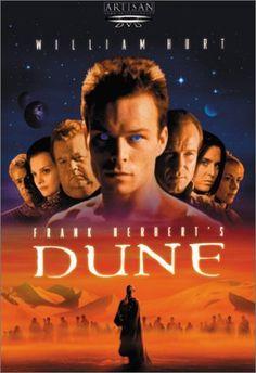"""SEMAINE THÉMATIQUE consacrée à """"Dune"""" pour les 50 ans du livre. Ce n'est pas qu'un livre ou un film, mais aussi une mini-série qui fut l'un des grands succès de Sci-Fi..."""