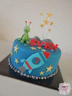 Ruimte taart