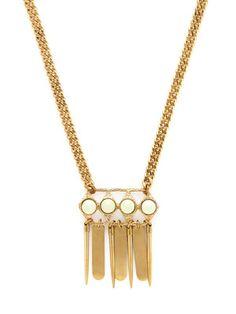 Lulu Frost Dreamlink Spiked Pendant Necklace