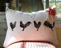 10 No Sew Rustic Farmhouse Pillows !