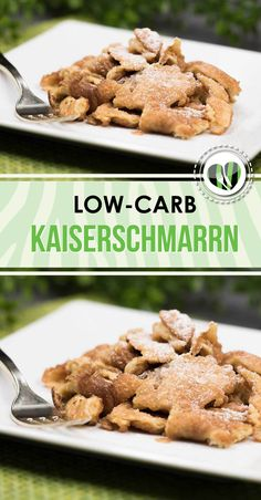 Kaiserschmarrn mit nur 4 Zutaten The Kaiserschmarrn is low-carb, keto, gluten-free, sugar-free and also delicious. With only 4 ingredients, he succeeds perfectly. Best Healthy Diet, Healthy Foods To Eat, Healthy Snacks, Paleo Diet, Nutrition Diet, Ketogenic Diet, Lemon Desserts, Low Carb Desserts, Low Carb Recipes