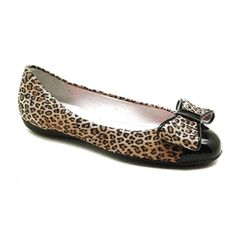 New Paul Mayer Flat! Leopard is super trendy this fall!