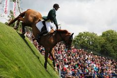 Paul Beecher Hickstead Derby 2012 ph.  Dean Mouhtaropoulos/Getty Images Europe