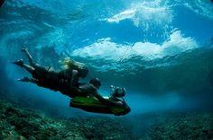 Making waves in the reel world- Surfing filmmaker talks about underwater filming