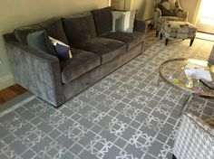 We are the carpet and rug experts in Boston. We will custom fabricate stair runners, area rugs and hall runners to fit your home perfectly. Home Carpet, Carpet Sale, Rugs On Carpet, Hall Runner, Gray Carpet, Custom Carpet, Design Blogs, Year 2016, Custom Rugs