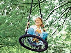 Wheel swing